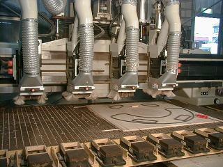 3016四軸CNC銑床